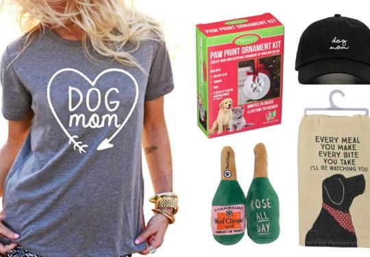 10 Gifts for Dog Moms | NurturedPaws.com/Blog