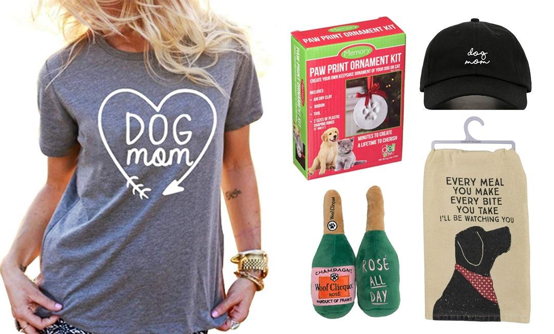 10 Gifts for Dog Moms   NurturedPaws.com/Blog