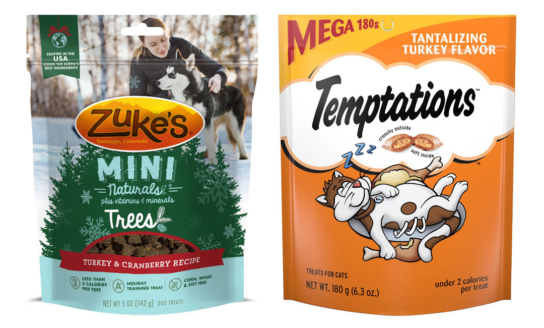 15 Delicious Turkey Treats For Your Pets This Thanksgiving | NurturedPaws.com/Blog