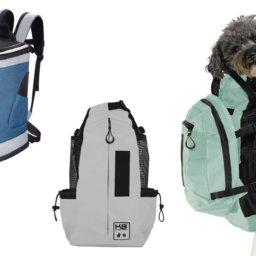 The Best Backpacks for Dogs | NurturedPaws.com/Blog