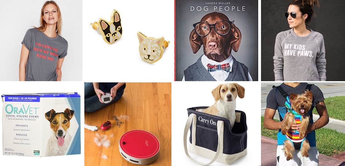Mother's Day Gifts for Fur Baby Moms | NurturedPaws.com/Blog
